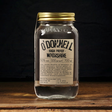O'Donnell Moonshine - High Proof