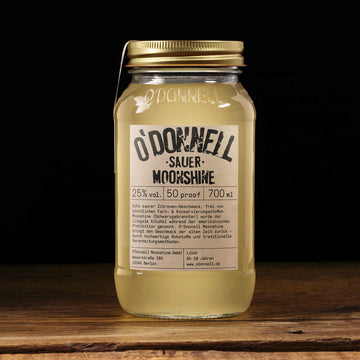 O'Donnell Moonshine - Sauer