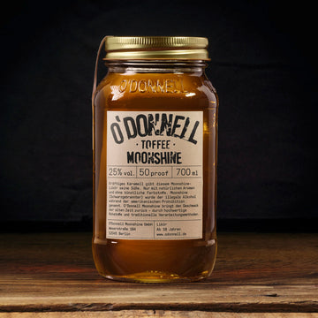 O'Donnell Moonshine - Toffee