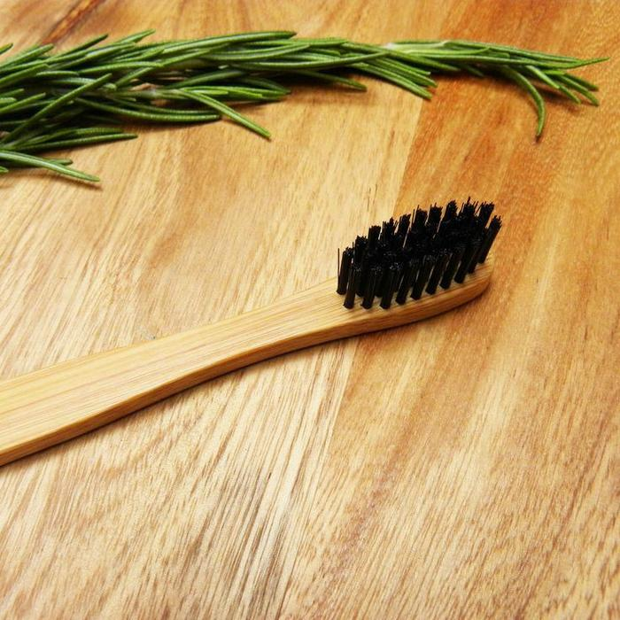 Eco-Friendly Neem Wood Toothbrush Set Of 3