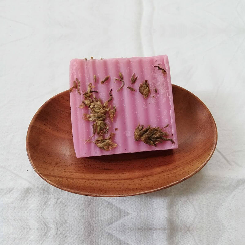 Eco-Friendly Wooden Soap Dish For Soaps