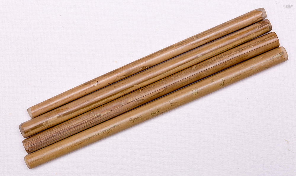 Eco-friendly Bamboo Straws Set of 4