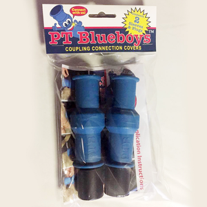 PT Blueboys Coupling Covers Pack of 2
