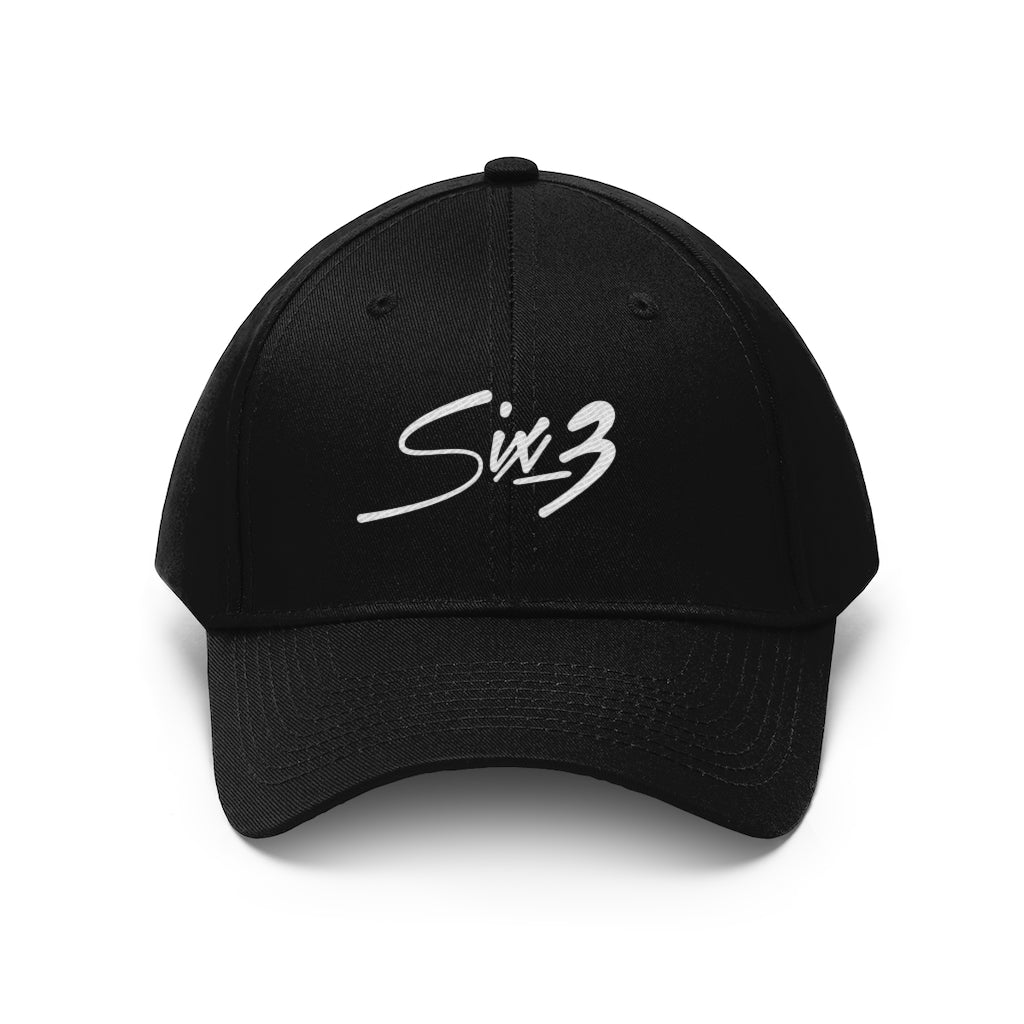 Six 3 Dad Hat