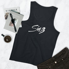 Load image into Gallery viewer, Six 3 Logo Tank Top