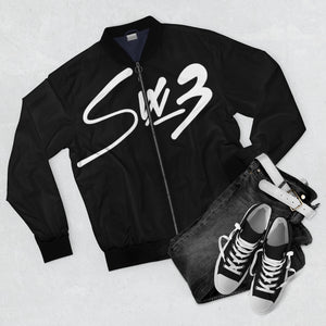 Six 3 Logo Bomber Jacket
