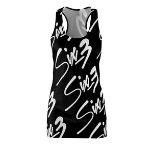 Six 3 Women's Racerback Dress