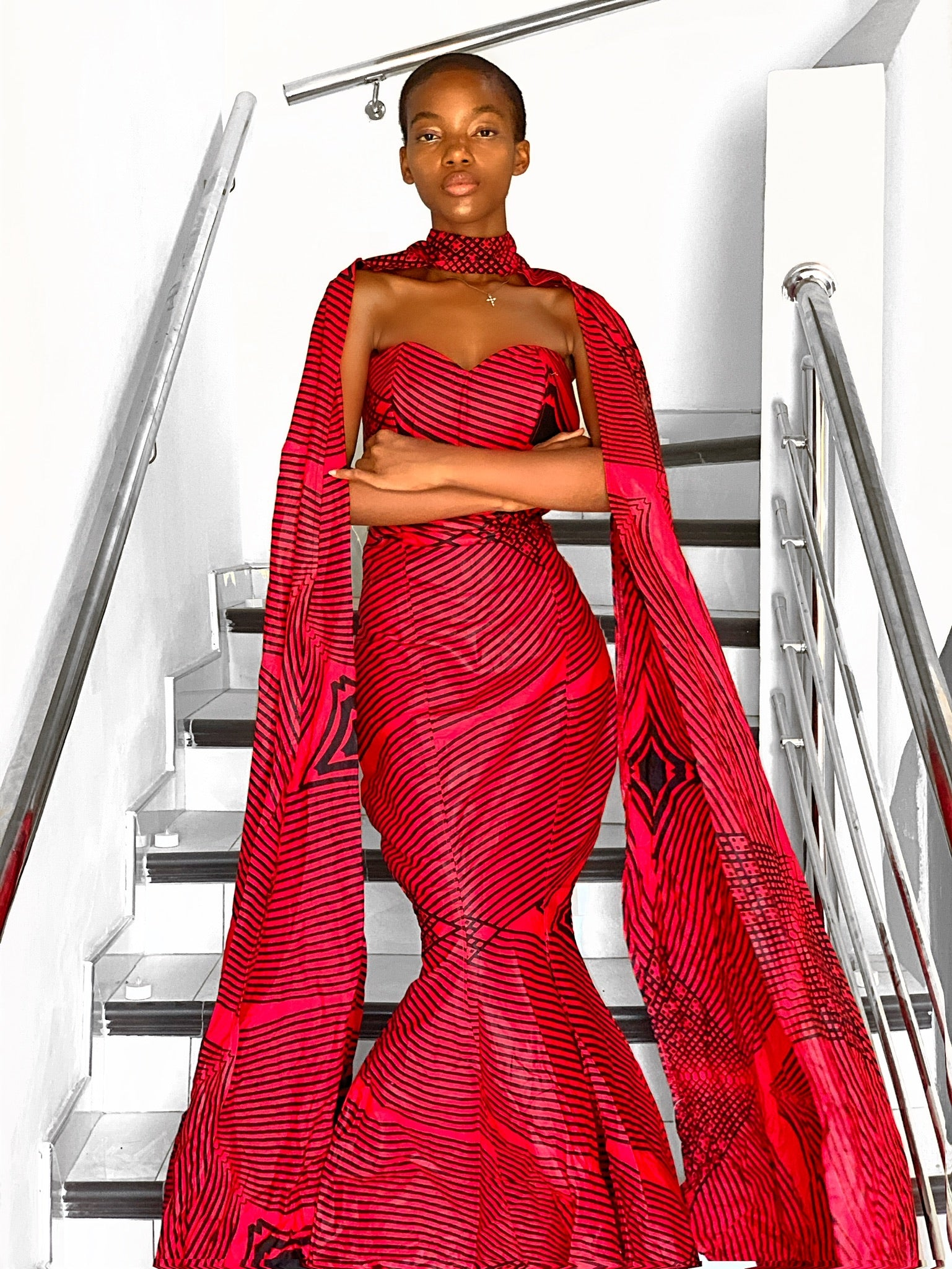 The Kazi Gown