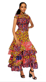 Load image into Gallery viewer, Belinda Midi Dress