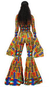 Aba Flare Bell Bottoms