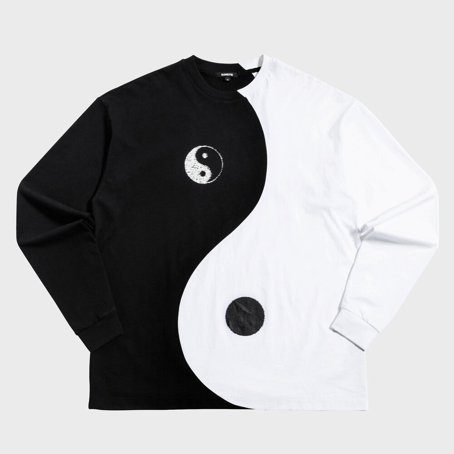 Negative-Positive Long Sleeve