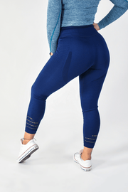 Dot Detail Seamless Leggings