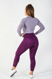 Long Sleeve Seamless Top