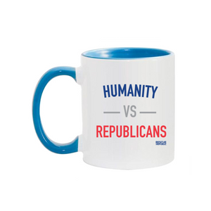 Humanity VS Republicans Mugs