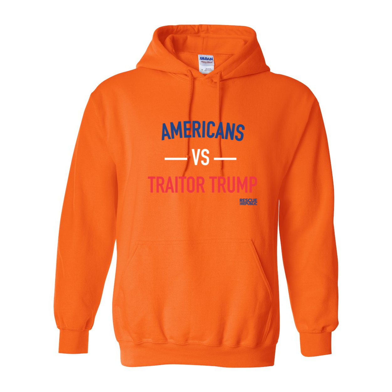 Americans VS Traitor Trump Hoodie Sweatshirt