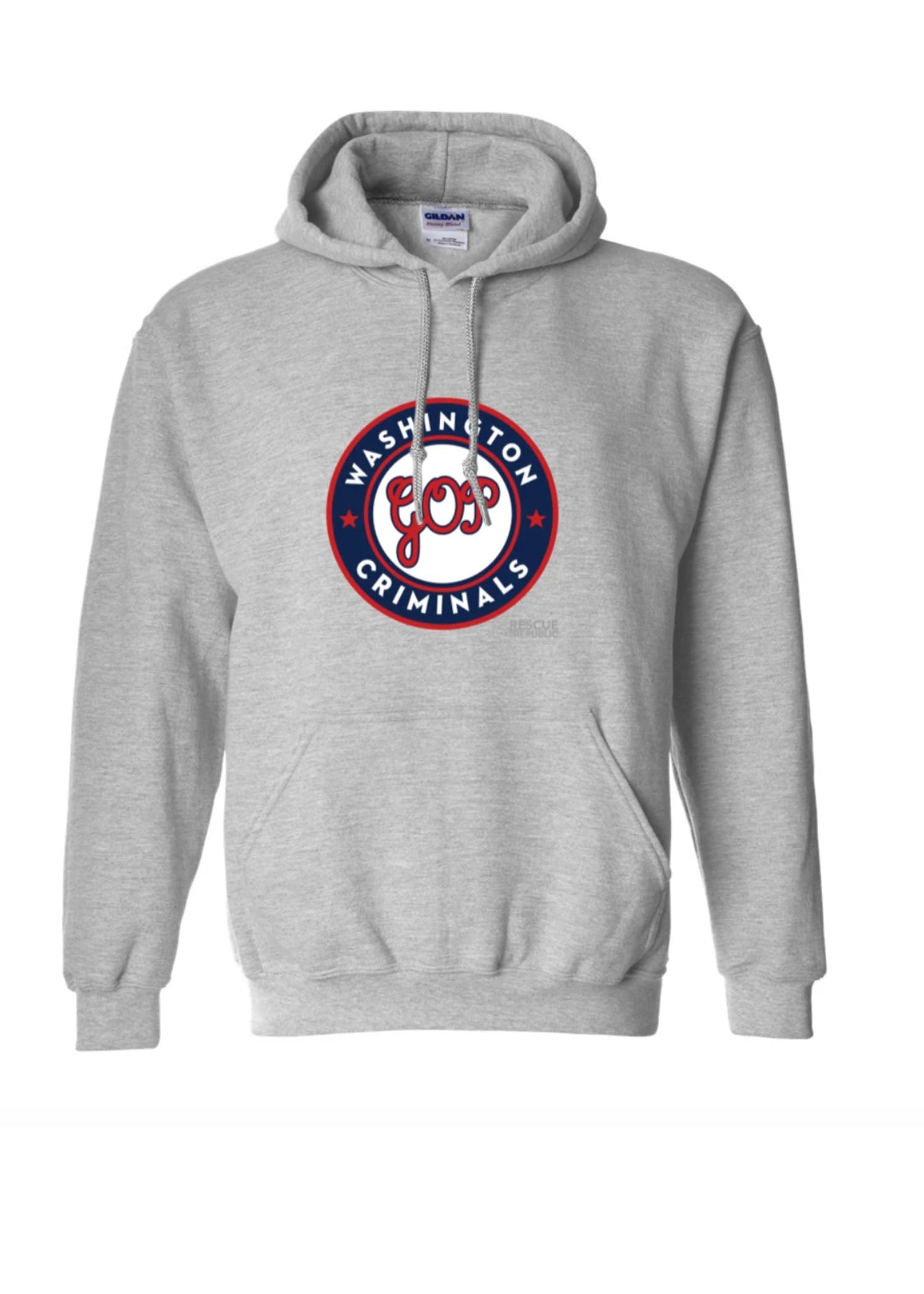 Washington GOP Criminals Hoodie Sweatshirt