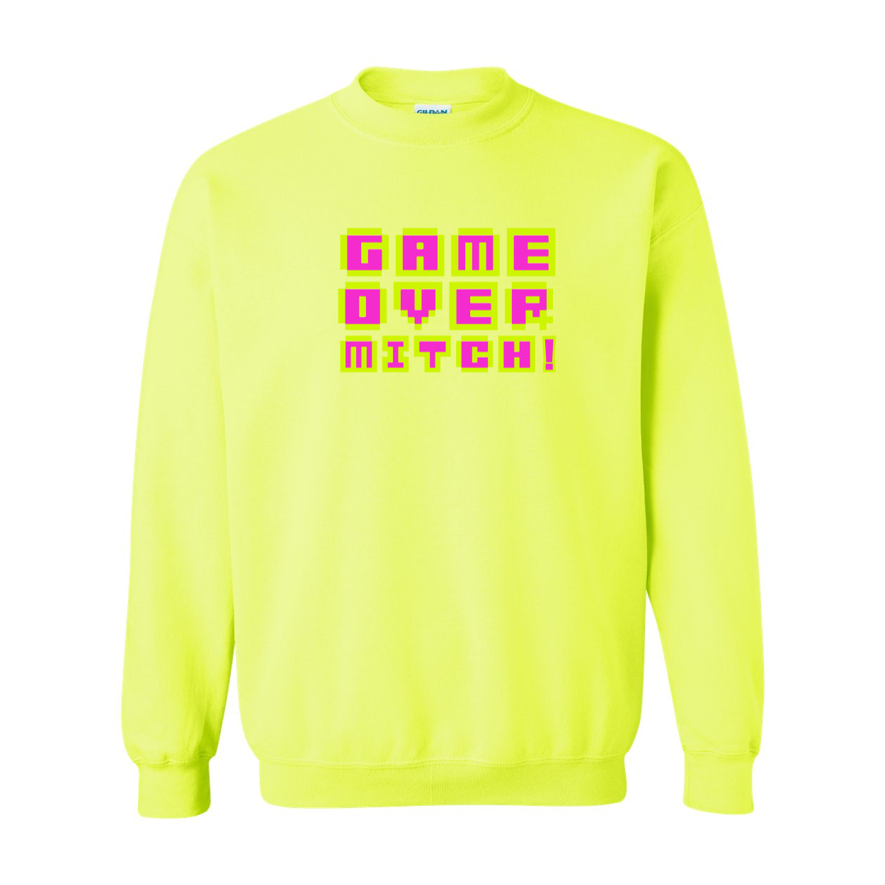 Game Over Moscow Mitch McConnel Sweatshirt