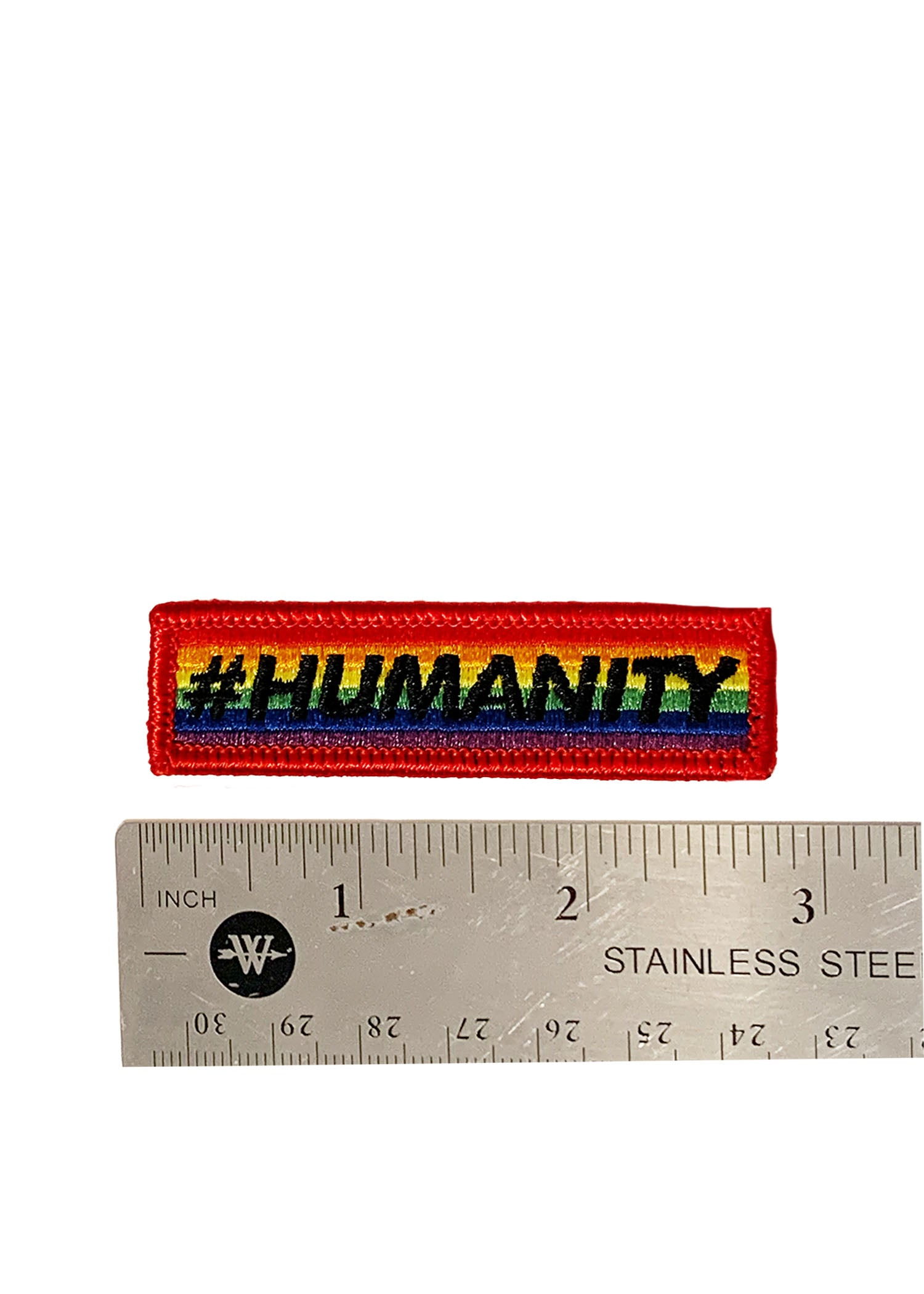 Humanity Bar Patch