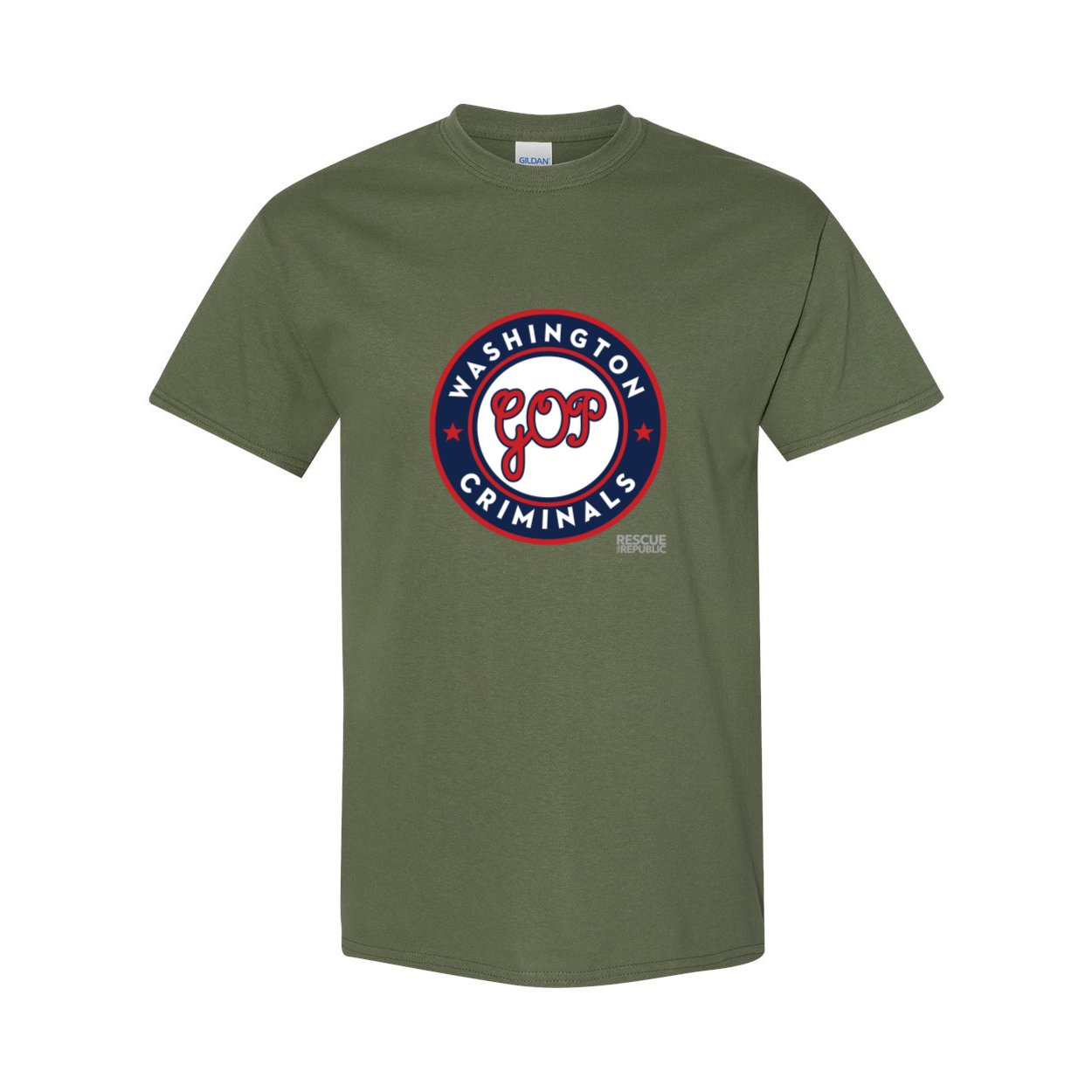 Washington GOP Criminals T-Shirt