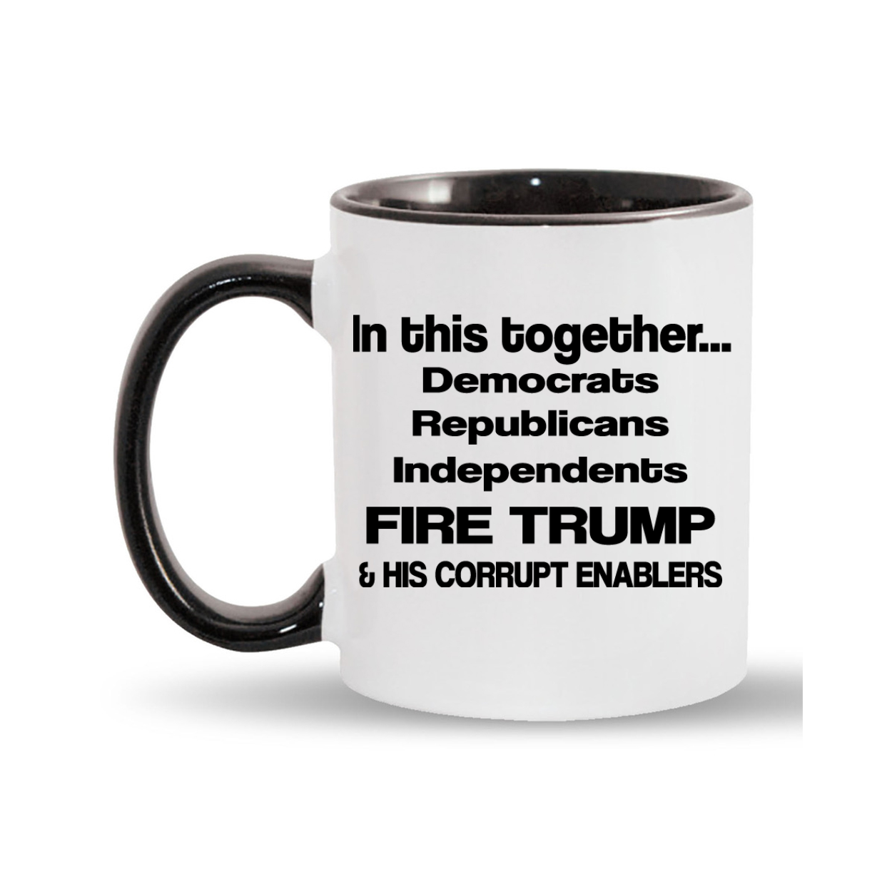In This Together Collectible Coffee Mug