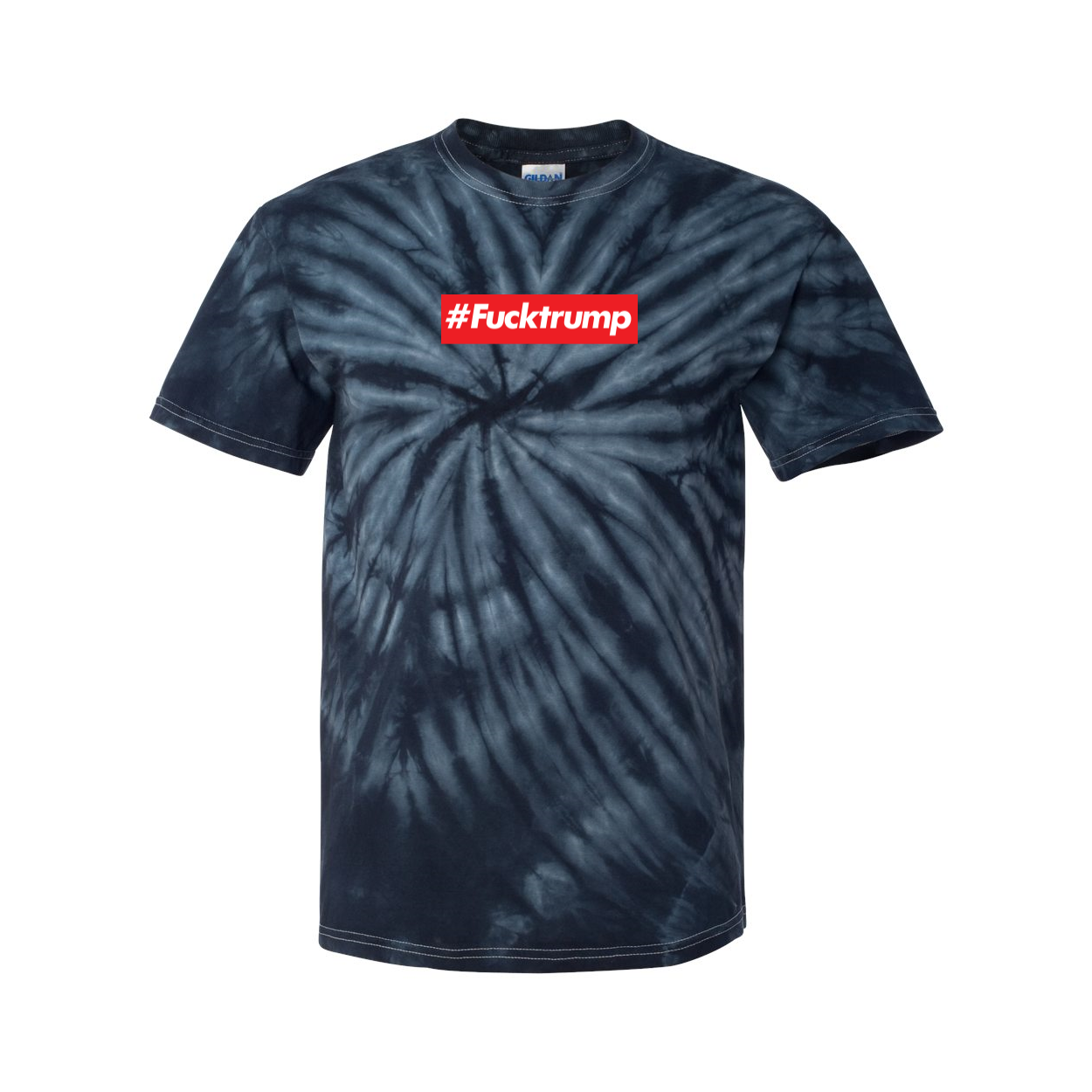 Fucktrump Bar Tie Dye T-Shirt