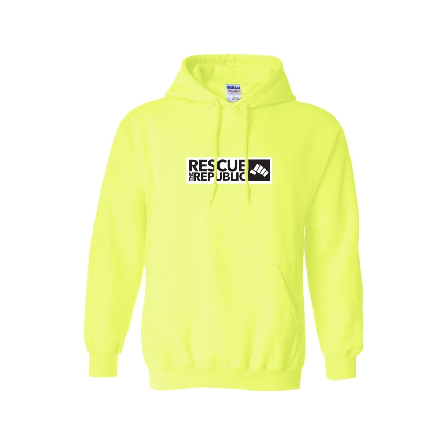 Rescue The Republic Hoodie Sweatshirt