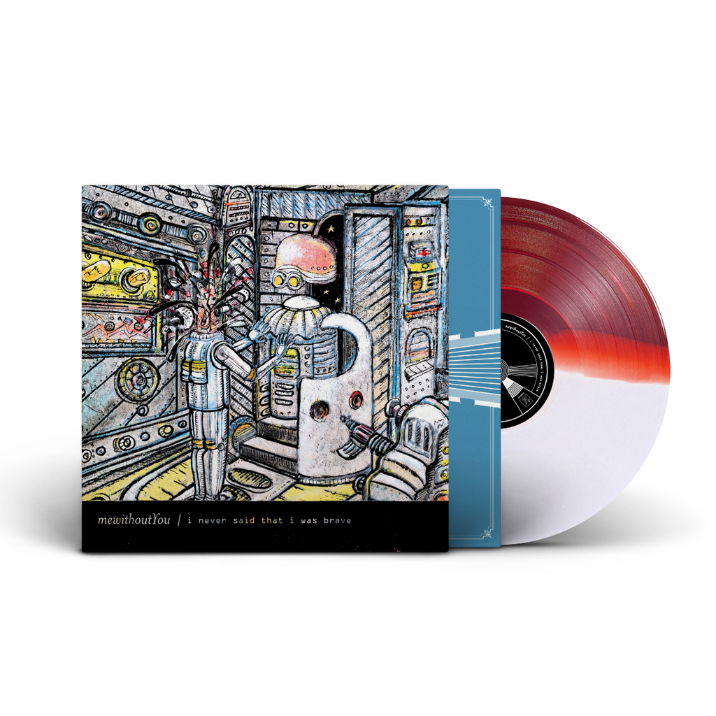 I Never Said That I Was Brave - Collector's Edition Vinyl