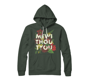 Poinsettia Pullover Hoodie