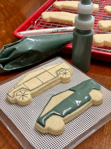 Cybertruck | Tesla Cookie Cutter