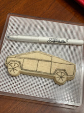 Load image into Gallery viewer, Cybertruck | Tesla Cookie Cutter