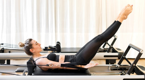 Hundreds on the Pilates Reformer machine in Singapore