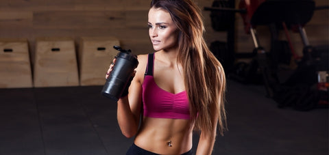 lean and toned look even after an intense training