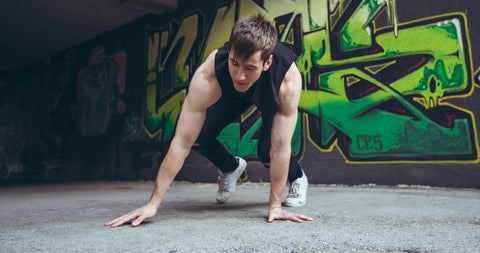 locomotion training to get stronger in calisthenics