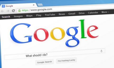 Google search the question: What should I do?