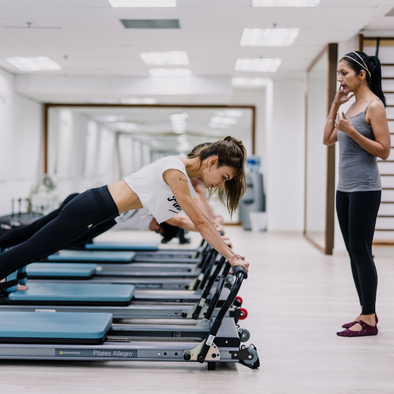Reformer Plus Group Session Package