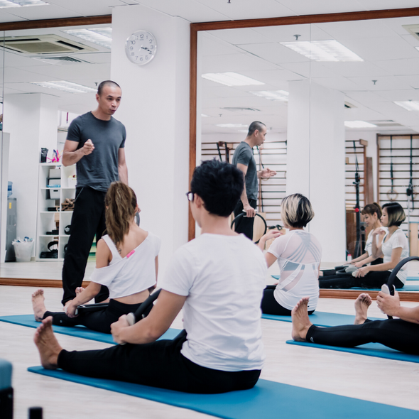 15 Sessions Monthly Package - non Reformer Classes only