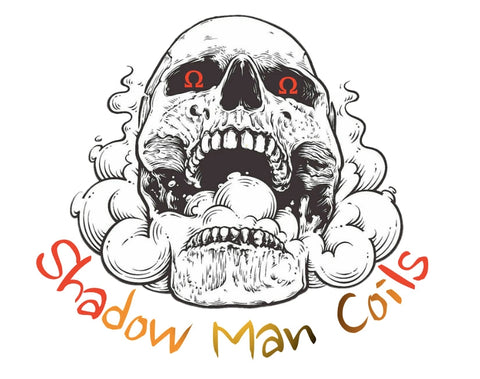 shadow man coils for rebuildable tanks and rdas legacy vape exculsive