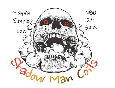 Shadow Man Coils (Hand Made)