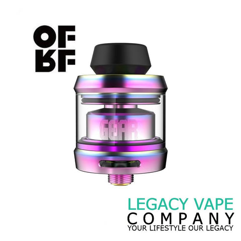 OFRF Gear RTA Single coil rebuildable legacy vape