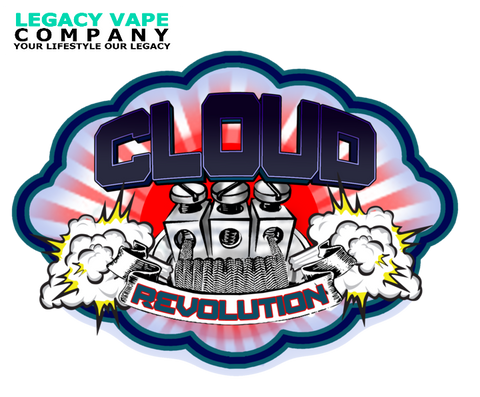 cloud revolution game over man coils rebuildable legacy vape compnay
