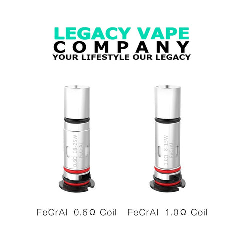 Uwell Valyrian Pod System Replacement Coil(4pcs/pack)