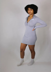 KOA Grey Mini Dress