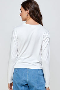 Knotty By Nature Long Sleeve Tee