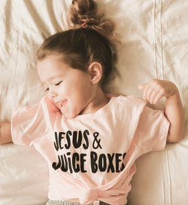Jesus & Juiceboxes Tee