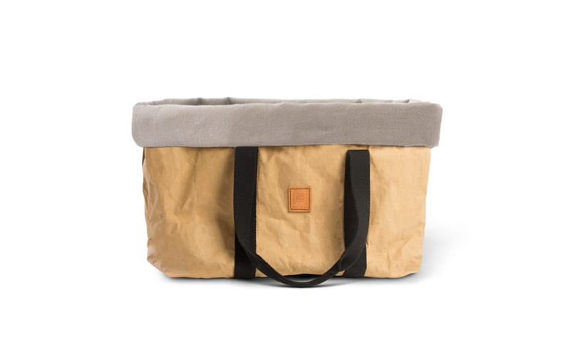 Duepuntootto Havana Cellulose Fiber Dorothea City Dog Bag