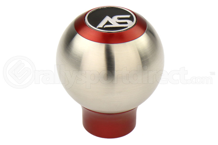 AutoStyled 6 Speed Shift Knob w/Stainless Steel Center