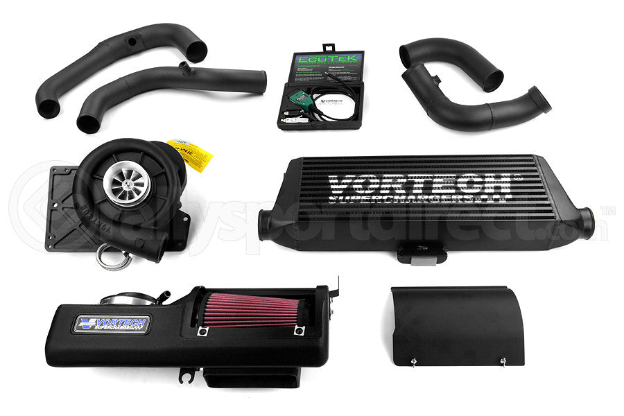 Vortech V-3 H67BC Air to Air Intercooler Supercharger Kit