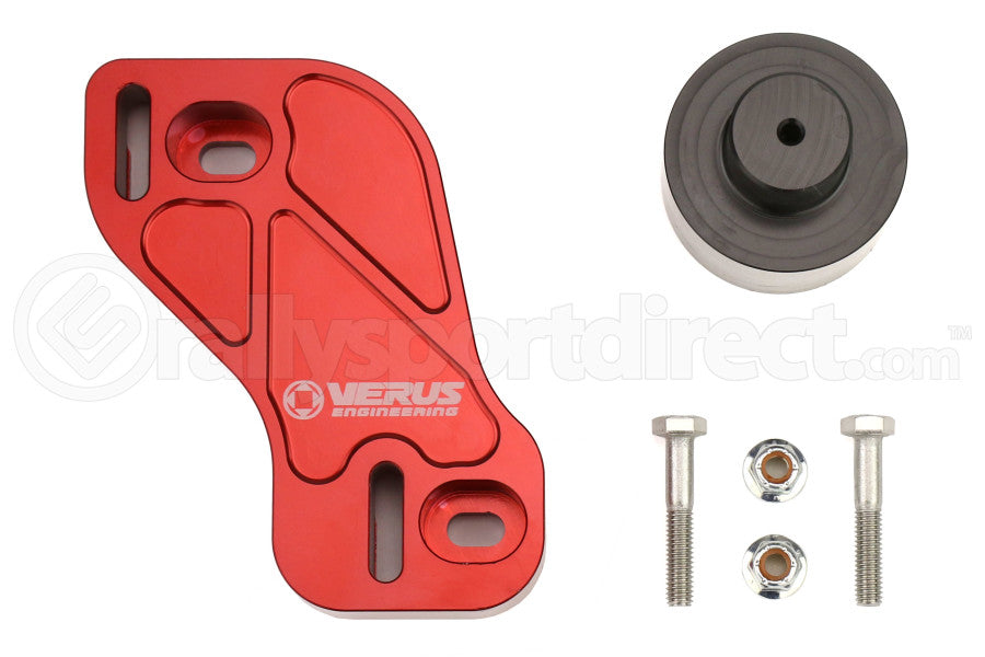 Verus Engineering Throttle Pedal Spacer Red
