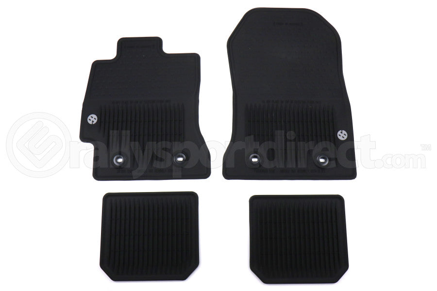 Toyota OEM All Weather Floor Mats