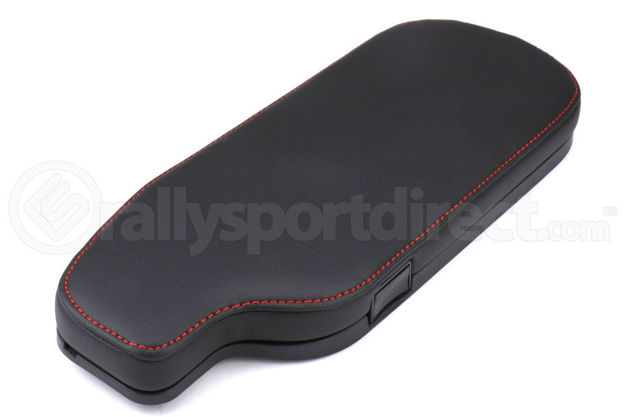 Toyota OEM Arm Rest w/ Red Stitching